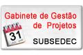 Agenda Gabinete de Projetos