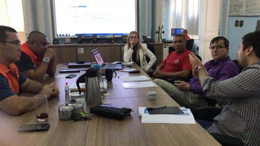 Sedec-RJ promove reunião sobre reconstrução de rodovias afetadas pelas chuvas