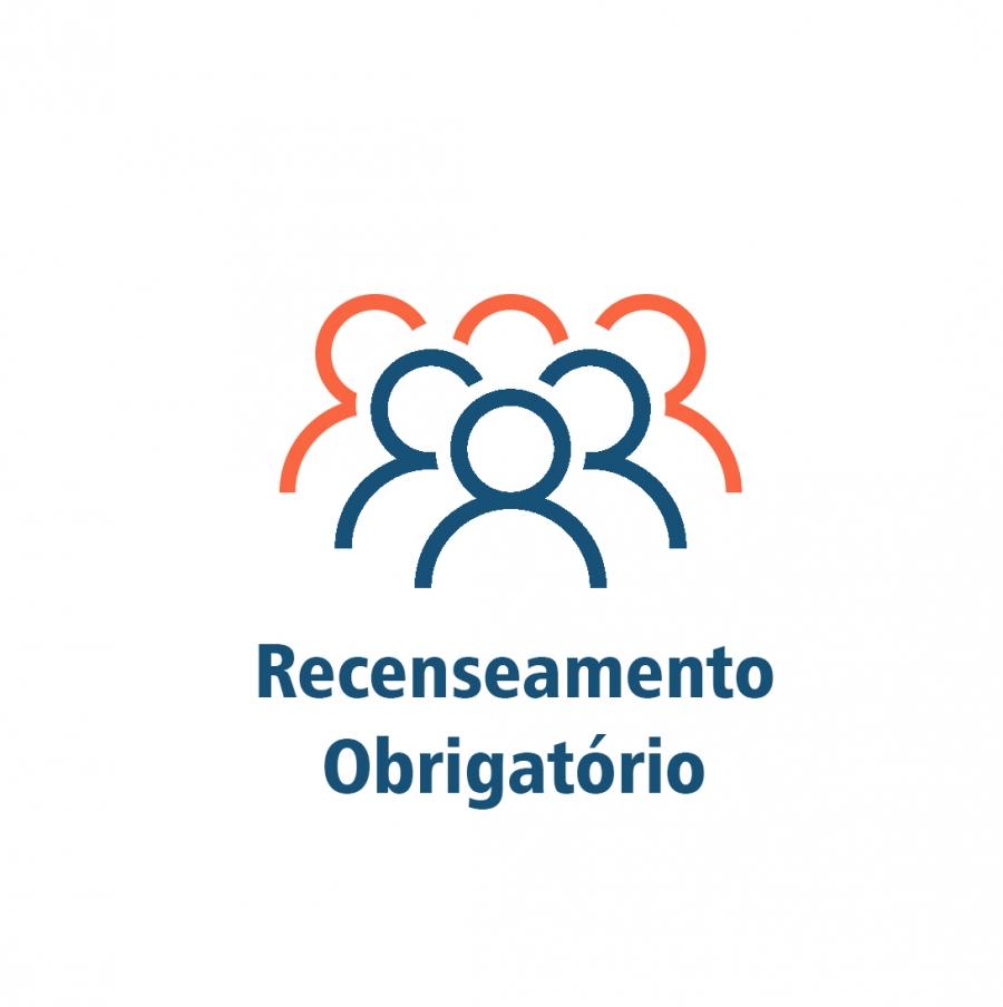 Governo do Estado  recenseamento obrigatório começa no dia 12 11 para  nascidos em novembro 96537393a4