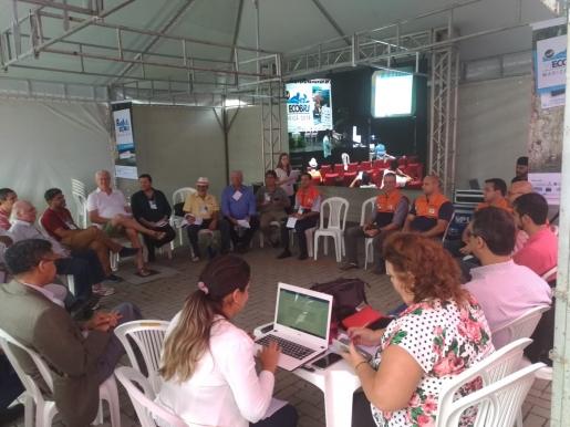 Defesa Civil Estadual participa de encontro sobre bacias hidrográficas do estado